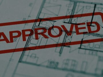 building plan approval